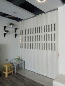 Pintu Lipat Pvc Surabaya untuk Interior