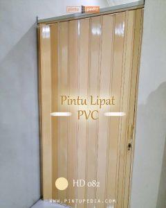 Pintu Lipat PVC dah Kelebihan Menggunakannya