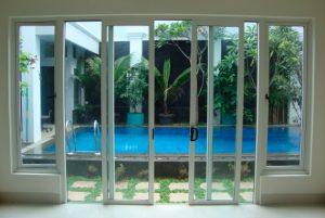 Pintu Lipat Minimalis dan Hemat di Surabaya