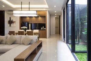 Inspirasi Ruangan Dengan Pintu Lipat Minimalis