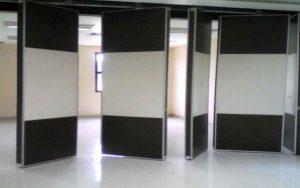 Pintu lipat PVC Hemat dan Minimalis