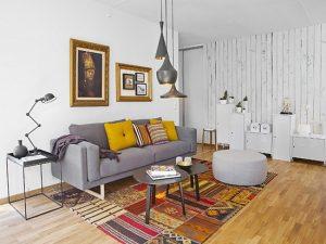 Desain Interior Scandinavian, Simple dan Elegan