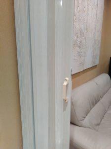 Harga Pintu Lipat PVC